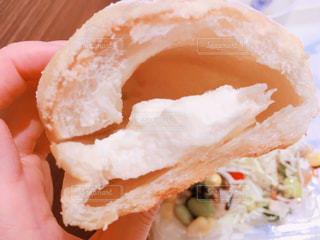 ヴィドフランスの塩パン・オ・ザマンドの写真・画像素材[1670480]
