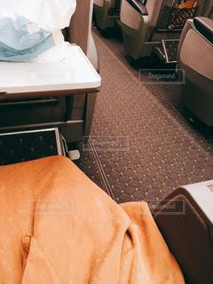 東海道新幹線グリーン車の写真・画像素材[1698822]