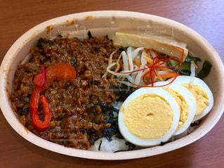 まぜて食べる!台湾風ごはんの写真・画像素材[1788535]