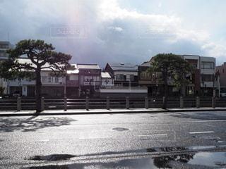 カラコロ工房前の写真・画像素材[1801607]