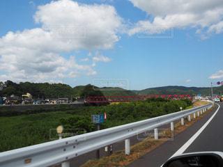 静岡県をドライブの写真・画像素材[1810044]