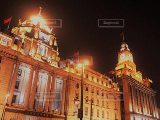 外灘観光スポット/旧香港上海銀行ビルの写真・画像素材[1817022]