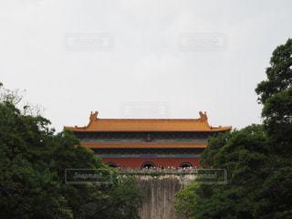 明孝陵(朱元璋の墓)の写真・画像素材[1819660]