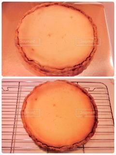ベイクドチーズケーキの写真・画像素材[1838343]