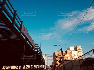 宮前平駅前駐輪場の写真・画像素材[1865584]