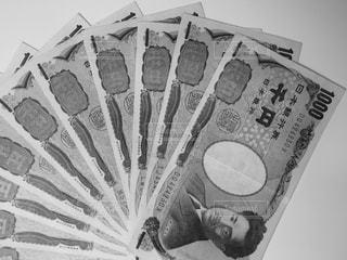 千円札の写真・画像素材[2038260]