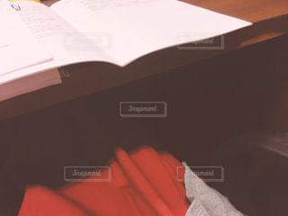 勉強机の写真・画像素材[2042642]