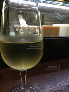 ワインを一杯の写真・画像素材[2197278]