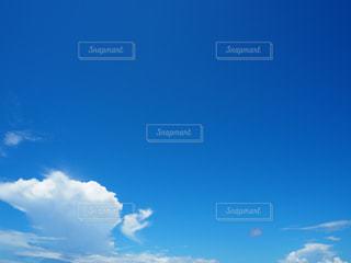 波照間島の夏空の写真・画像素材[2362102]