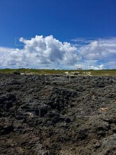 波照間島の高那崎の写真・画像素材[2390280]