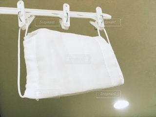 アベノマスク洗濯中の写真・画像素材[3145937]