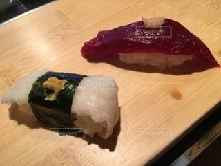 まぐろ人御徒町出張所のお寿司の写真・画像素材[3592493]