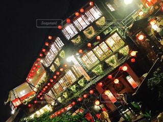 台湾 九份の旅の写真・画像素材[1067386]