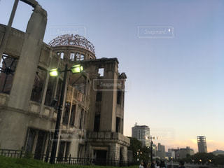 原爆ドームの写真・画像素材[1067471]