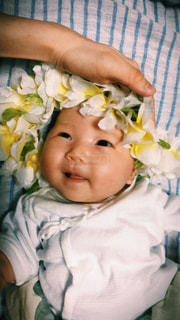 Hawaiian babyの写真・画像素材[1077443]