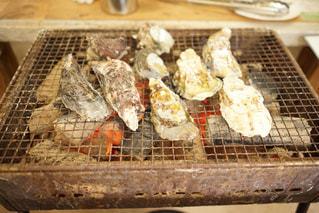 牡蠣デートの写真・画像素材[1067812]