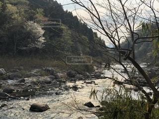 川の写真・画像素材[2738834]