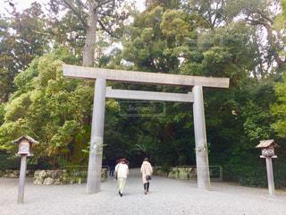 伊勢神宮の写真・画像素材[1069921]