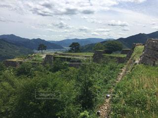 竹田城跡の写真・画像素材[1072019]