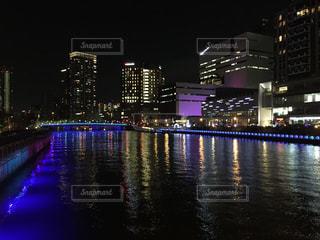 夜景の写真・画像素材[1072595]
