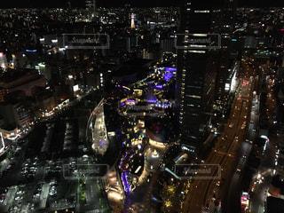 夜景の写真・画像素材[1072636]