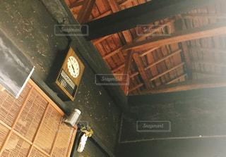 近くにスーツケースのの写真・画像素材[1069487]
