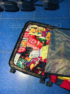 荷物のバッグの写真・画像素材[1070536]