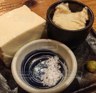 豆腐和えの写真・画像素材[1070888]
