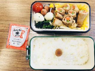 お弁当の写真・画像素材[1071051]