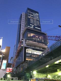 都市の高層ビルの写真・画像素材[1073547]