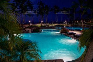 ハワイ島 ヒルトンワイコロアビレッジの写真・画像素材[1071026]