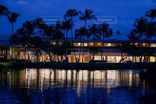 ハワイ島 ヒルトンワイコロアビレッジの写真・画像素材[1071027]