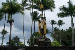 ハワイ島 ヒルトンワイコロアビレッジの写真・画像素材[1071059]