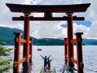 箱根のフォトスポットの写真・画像素材[2250118]