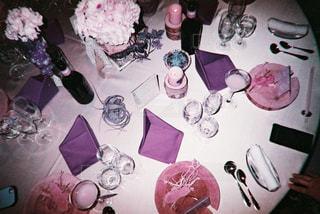 結婚式 テーブル - No.1073277