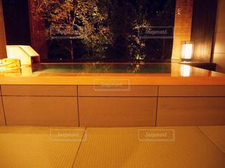 下呂温泉 貸切露天風呂の写真・画像素材[1167740]
