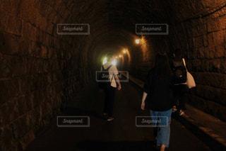 トンネルをくぐる - No.1174589