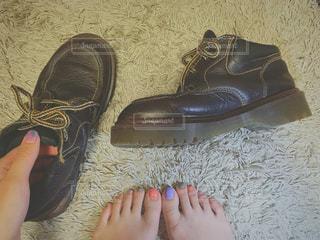 新しい靴の写真・画像素材[1293374]