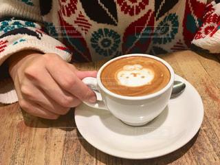 コーヒーカップの写真・画像素材[1683668]