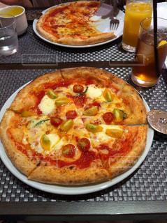 ピザの写真・画像素材[1073482]