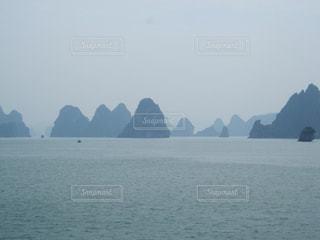 ハロン湾の写真・画像素材[1081753]
