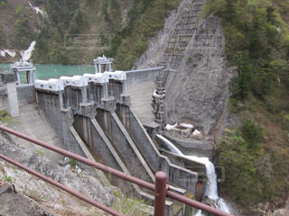 黒部ダムの写真・画像素材[1090095]