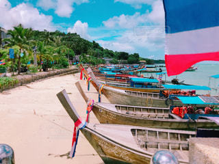 ピピ島の風景の写真・画像素材[1074017]