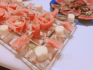 生ハムとチーズの前菜 - No.1074335