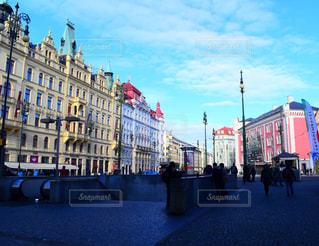 チェコの風景の写真・画像素材[1074359]