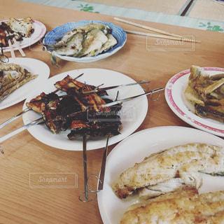 魚介BBQの写真・画像素材[1074990]