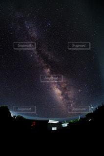 鹿児島 天の川の写真・画像素材[1149024]