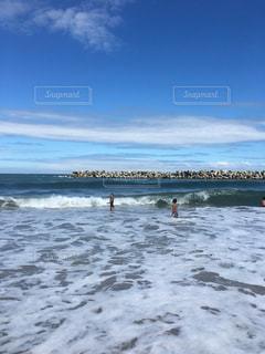 海水浴の写真・画像素材[1078885]