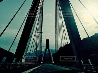 陸橋の写真・画像素材[1081186]