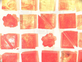 琥珀糖の写真・画像素材[1075365]